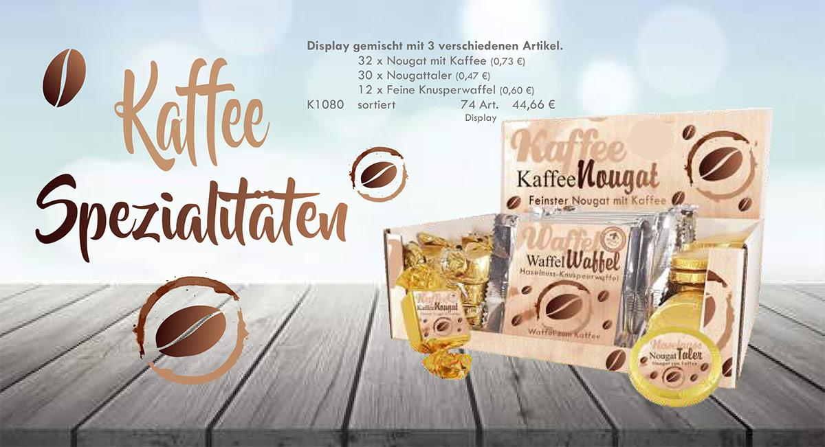 Kasberger Kaffee Spezialitäten Geschenkpaket