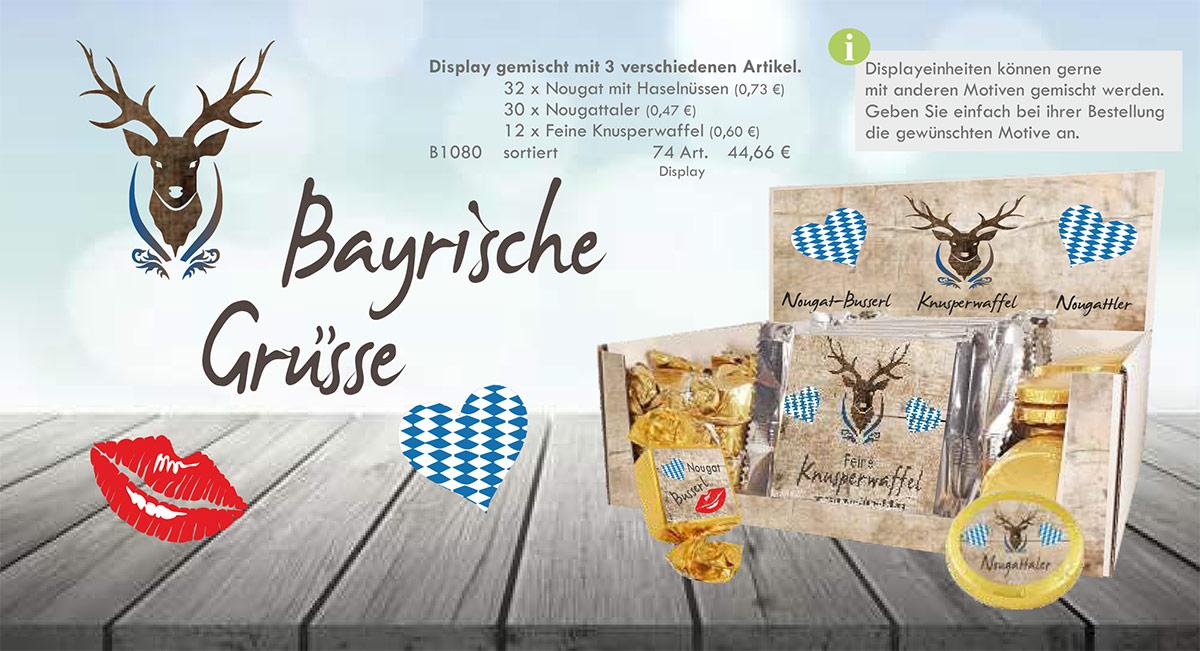 Kasberger bayrische Grüße Geschenkpaket