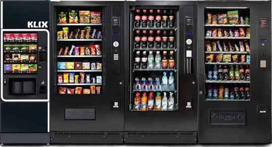 Kasberger Getränkeautomaten