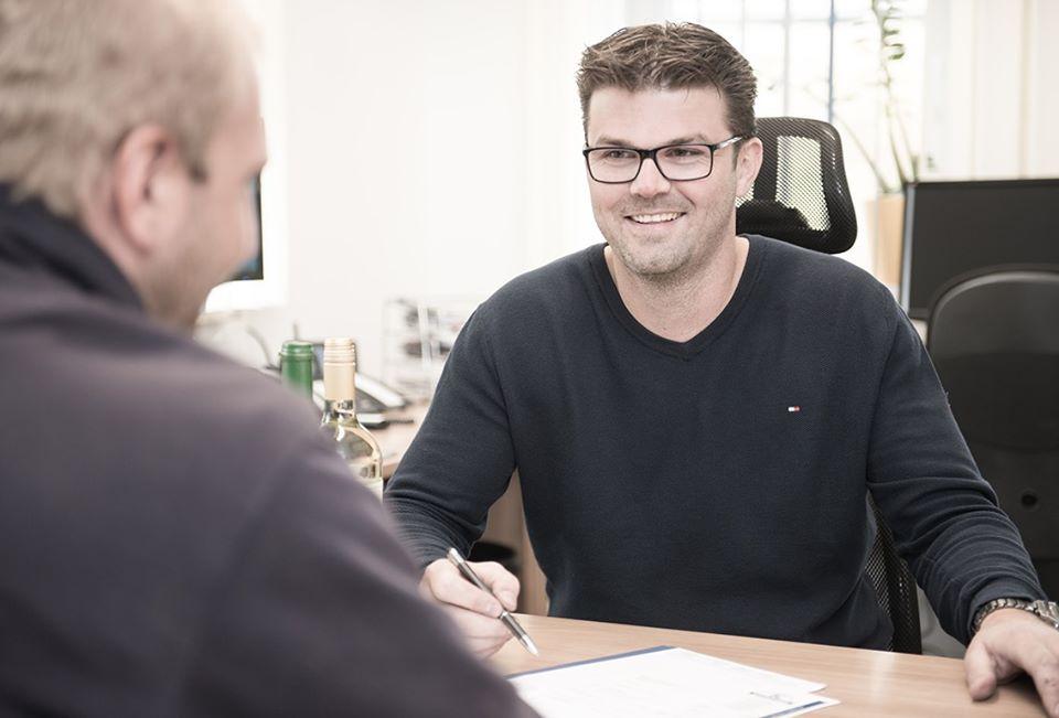 Jürgen Kasberger, Beratungsgespräch